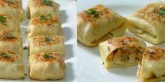 أروع كريب مالح ممكن دوقيه فحياتك..بحشوة هائلة ولذيذة وبطريقة بسيطة و ناجحة   chhiwati.com Baked Potato, Biscuits, Caramel, Potatoes, Baking, Ethnic Recipes, Food, Crack Crackers, Sticky Toffee
