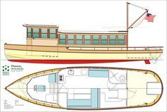 Houseboat Plans | Woodworking Supplies~Bird House Plans~Wooden Boat Plans~Bunk Bed Plans