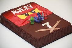 Lego Ninjago cake - missioncitycakes