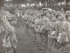 """Imperial Japanese Army Paratroops """"Giretsu Kuteitai"""" 義烈空挺隊 挺進第1連隊"""