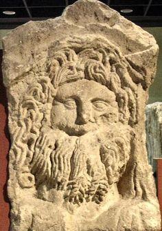 River god Rhenus