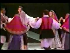 Italian Folk dance Ensemble from Sardainia