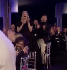 Cast of Game of Thrones at SAG Awards (January, Jaime And Brienne, A Dance With Dragons, Nikolaj Coster Waldau, Tumblr, Sansa Stark, Game Of Thrones, It Cast, Songs, Shit Happens