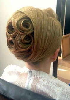 5689658 Evening Hairstyles, Elegant Hairstyles, Formal Hairstyles, Easy Hairstyles, Wedding Hairstyles, Blonde Updo, Elegant Updo, Bridal Hair And Makeup, Very Long Hair