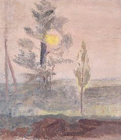 Dawn by Mary Potter (1900-1981), England, 1937