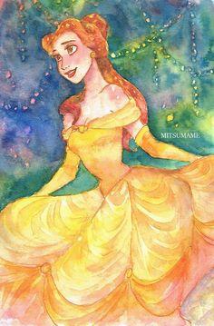 #Belle #BeautyAndTheBeast #DisneyPrincess