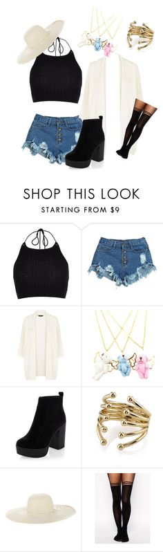 """""""Untitled #172"""" by flo-wer on Polyvore featuring River Island, WithChic, New Look, Jennifer Ouellette and ASOS"""