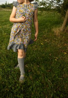 Rushbrook dress Mycozyco