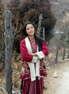 Monpa  tribe Arunachal Pradesh, Ethnic Dress, Bhutan, Eastern Europe, Nepal, Laos, Vietnam, Russia, Art Photography