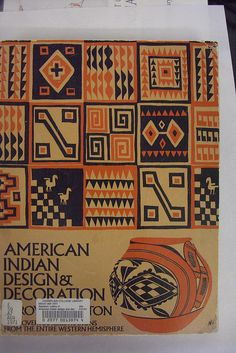 American Indian Design & Decoration, via Flickr.