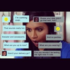 The Mindy Project ; I love this show