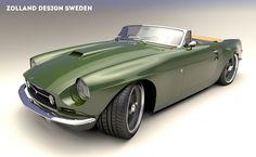 Cars | viztech MGB image