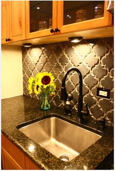 I really like this Backsplash Tile!