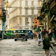 O zi in Havana cu Gina Buliga si Bogdan Comanescu