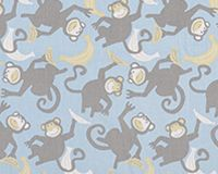 This Blue ground Chimp print/fabric is available at http://www.fashioncomeshomeny.com. At Fashion Comes Home we offer, Custom Home Décor; Pillows, Bedding, Drapery, Table Décor, Pet Beds, fabric by the yard and our exclusive E-Z Throw travel beds.  Tell us what you think of this print or maybe we can help you, are looking for a certain type of print, let us help you find it for your next home decorating project. We would love to hear from you, please leave a comment. #Monkeyprint