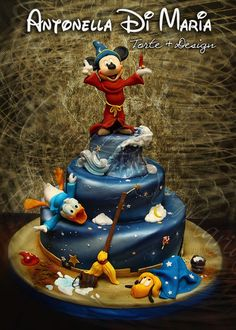 Mickey's world of magic