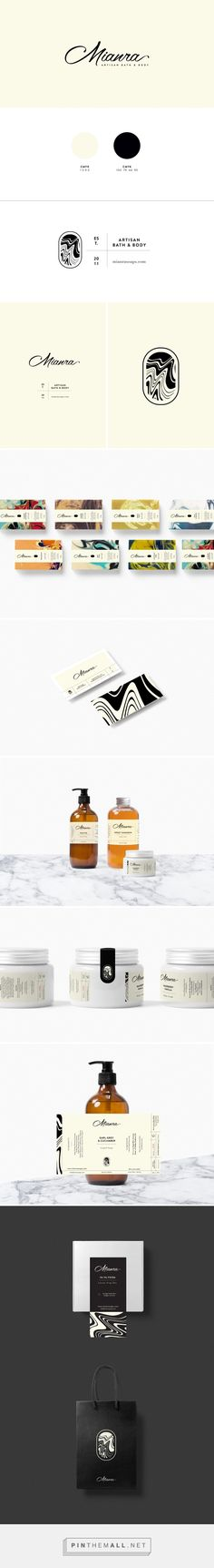 Mianra Artisan Bath & Body Branding by Cocorrina | Fivestar Branding – Design and Branding Agency & Inspiration Gallery