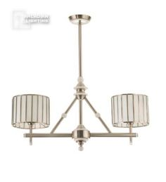 "Meyda Tiffany 98365 Revolution 30"" Contemporary Kitchen Island Light MD-98365"