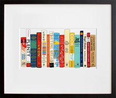 Ideal Bookshelf 506: Cooking, By Jane Mount - 20x200