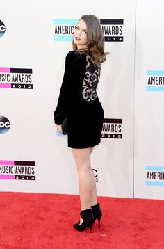 Maia Mitchell - Arrivals at the American Music Awards — Part 3