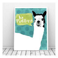 Como Se Llama Digital Art Print Funny Art Instant by CallMeArtsy