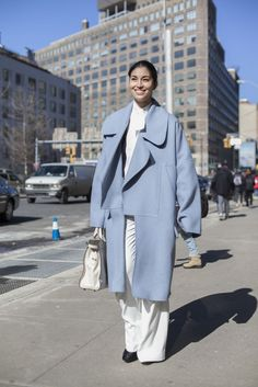 Caroline Issa. Photo: Emily Malan/Fashionista