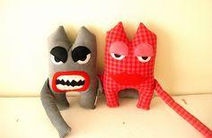 ARGGGGG     Cute Monsters