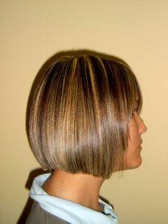 Short Hair Styles: August 2011