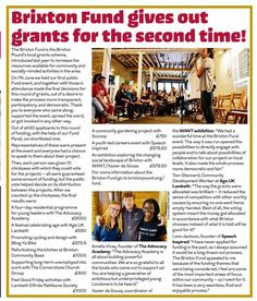 #ClippedOnIssuu from Brixton Bugle July/August 2016