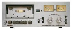 Pioneer CT-2   1976