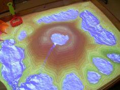 Augmented Reality Sandbox  http://idav.ucdavis.edu/~okreylos/ResDev/SARndbox/MainPage.html