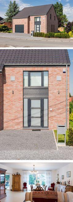 Maison moderne u2022 nouvelle construction u2022 Tournai u2022 wwwthomas-piron - agrandir sa maison sans permis de construire