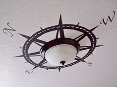 Compass ceiling