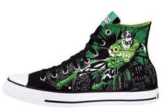 Green Lantern Chucks