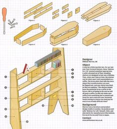 Home bookcase or DIY coffin. For those of us who live and die in the library.