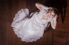 Vestido de noiva modelo Charlote