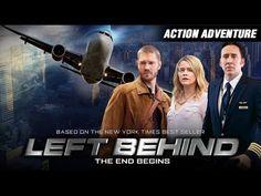 Left Behind Full Action Movie   Nicolas Cage,Lea Thompson   HD English ...