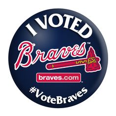 #VoteBraves voted all I could with as many email addresses as possible.......