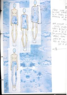 Adele Parker lost sketch book