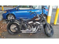 2008 Harley-Davidson Softail CROSS BONES, Emerson NJ - - Cycletrader.com