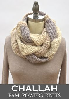 Gridwork Knitting Pattern : 1000+ images about Knitted scarves and cowls on Pinterest Scarfs, Cowls and...