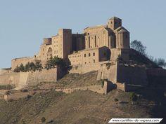 Castillo de Cardona, Cataluña, España