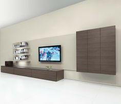 Modern Living Room Tv