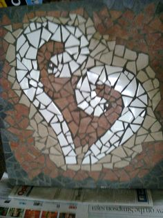 Love Heart Tile