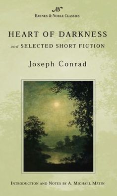The Heart of Darkness by Joseph Conrad ~ One of my all time favorites. MIXTAPE
