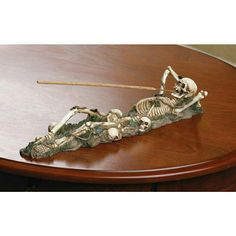 Hey, check out what I'm selling with Sello: SKELETON INCENSE BURNER HOLDER http://anmshomedecor.sello.com/shares/dr8RB
