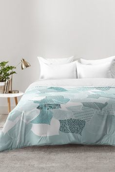 RosebudStudio Dream Good Comforter | DENY Designs Home Accessories