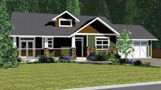 Blueprints for 1537 sq ft, 2bd/2ba, 2 car garage