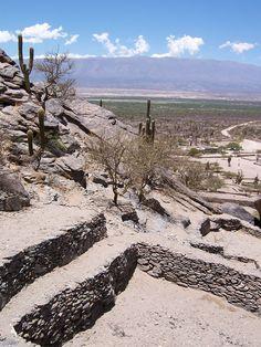 Ruins of Quilmes Indians, Northwest Argentina Eureka Travel #SouthAmerica
