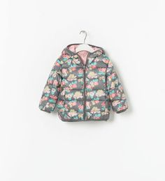 REVERSIBLE OVERCOAT - Coats - Baby girl (3 - 36 months) - Kids | ZARA United States